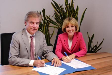 Abkommen für Orientierungspraktika unterzeichnet / Free University ...